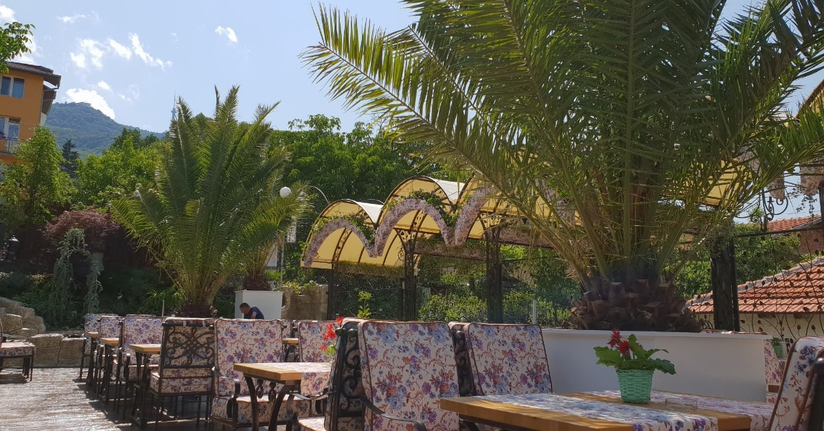 Ресторант The School - Бояна